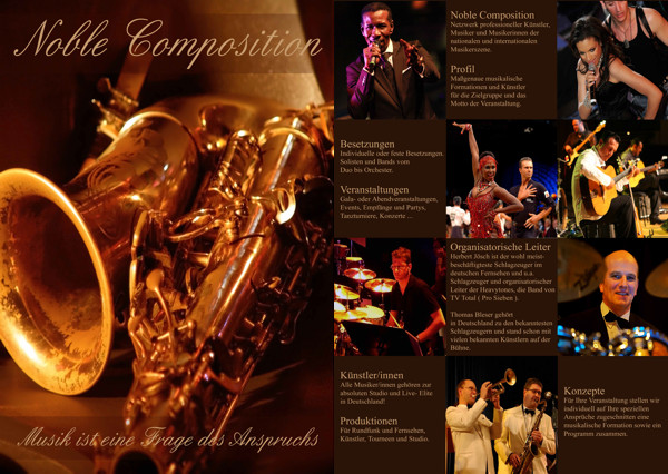 Noble Composition Booking